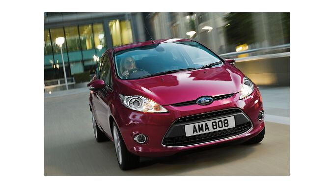 Ford kündigt Euro-5-Modelle an