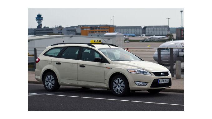 Fords Taxioffensive geht weiter