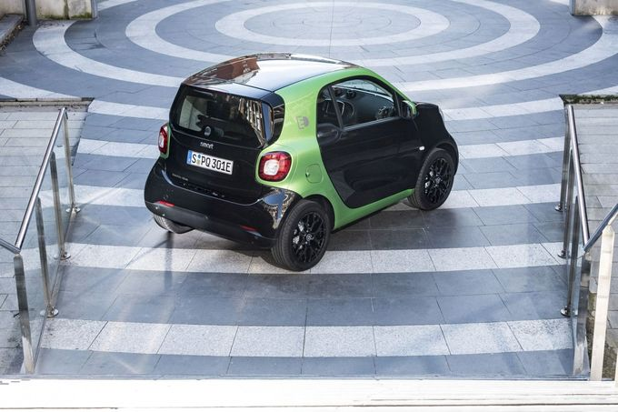 Fortwo ED