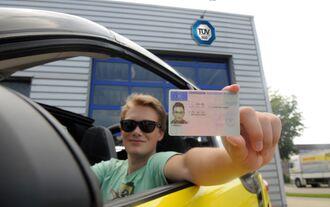 Führerschein Fahranfänger