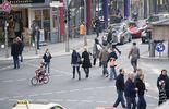 Fußgänger, Ampel, Kreuzung,