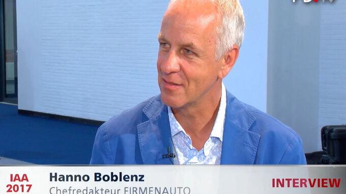 Hanno Boblenz Interview