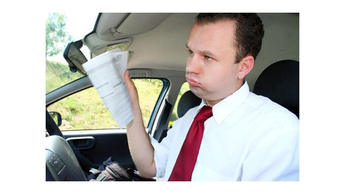 Hitze im Auto wirkt wie Alkohol