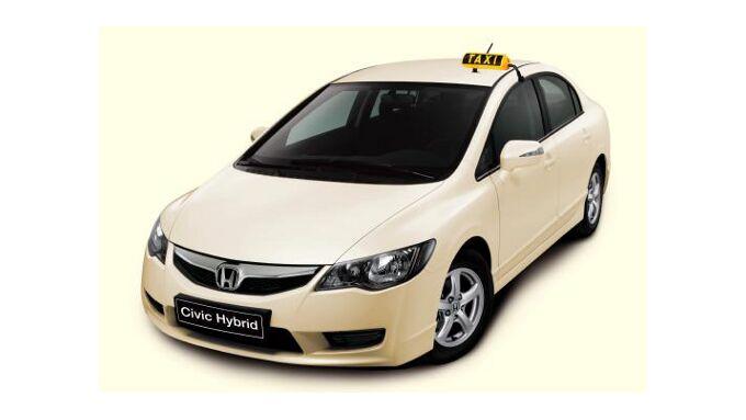Honda-Taxi ab 15.990 Euro