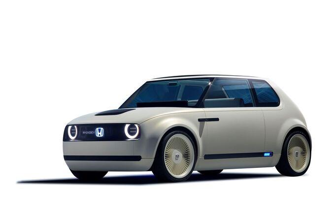 Honda Urban EV 2018