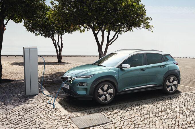 Hyundai Kona Genf 2018
