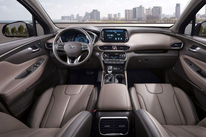 Hyundai Santa Fe IV