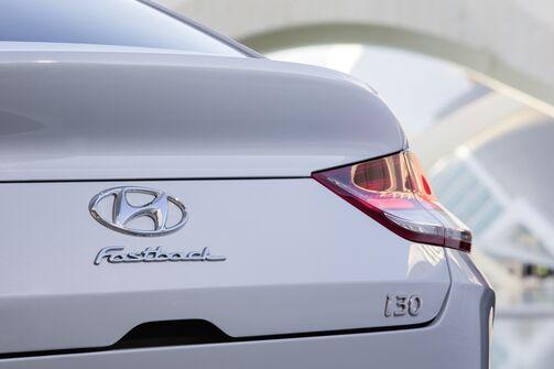 Hyundai i30 Fastback 2022