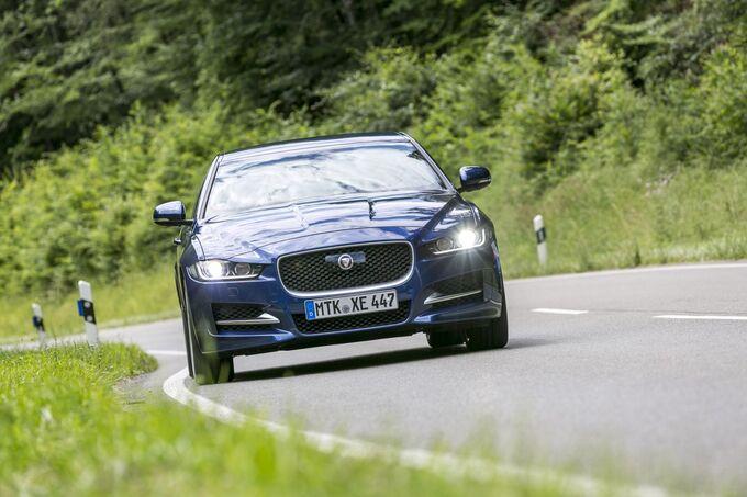 Jaguar XE 20d Automatik