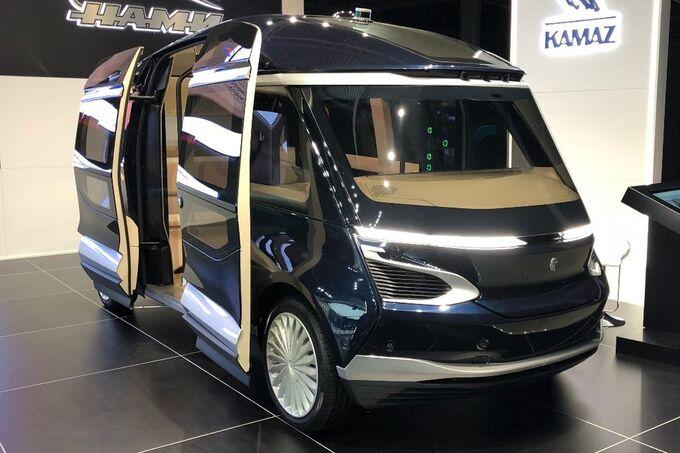 Kamaz Shatl 2.0 2018