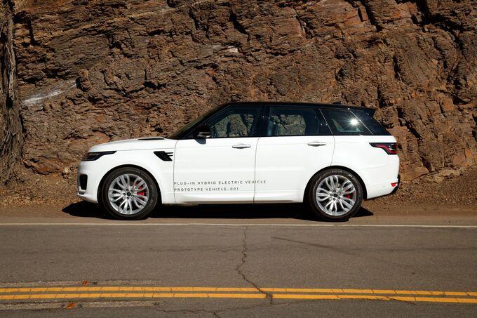 Land Rover Range Rover Sport P400e Plug-in Hybrid 2018