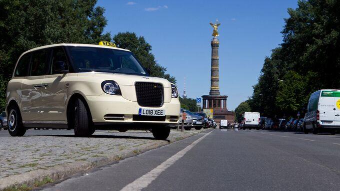 London Taxi 2018