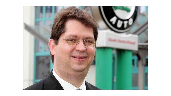 Markus Klapdor, neuer Großkundenchef bei Skoda