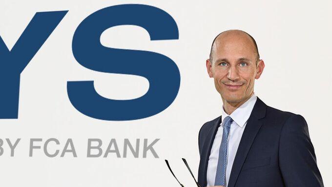 Martin Steffen Luding leitet die deutsche Niederlassung von Leasys, die Mobilitäts- und Langzeitvermietungsgesellschaft der FCA Bank.