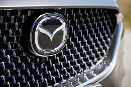 Mazda 6 Kombi 2019, kühlergrill