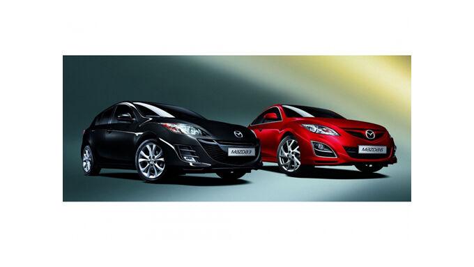Mazda Sondermodelle