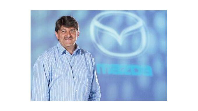 Mazda: Waring steigt auf