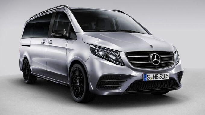 Mercedes 2018 V-Klasse Vito