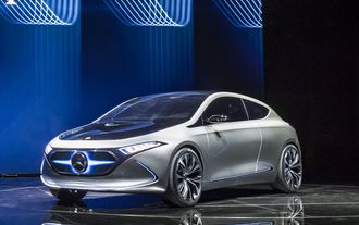Mercedes-Benz EQA 2019