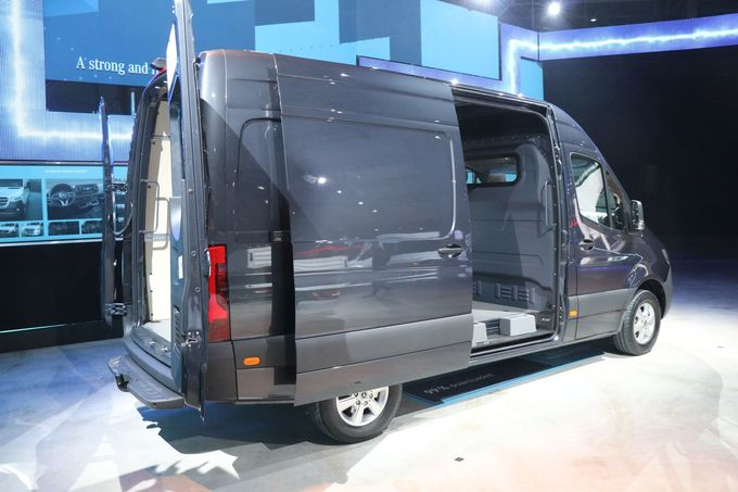 Mercedes-Benz Sprinter (2018)