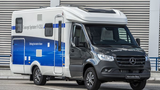 Mercedes-Benz Sprinter F-Cell