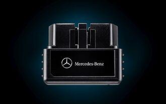 Mercedes-Benz Vans: Mercedes PRO Adapter eröffnet den Zugang zum Flottenmanagement