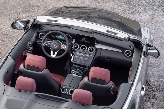 Mercedes C-Klasse 2018