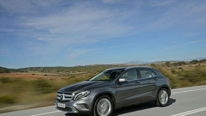 Mercedes GLA 180 CDI