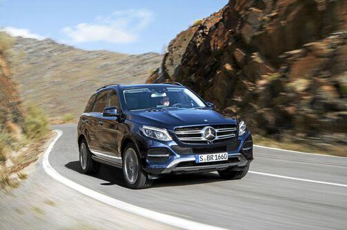 Mercedes GLE 500 e
