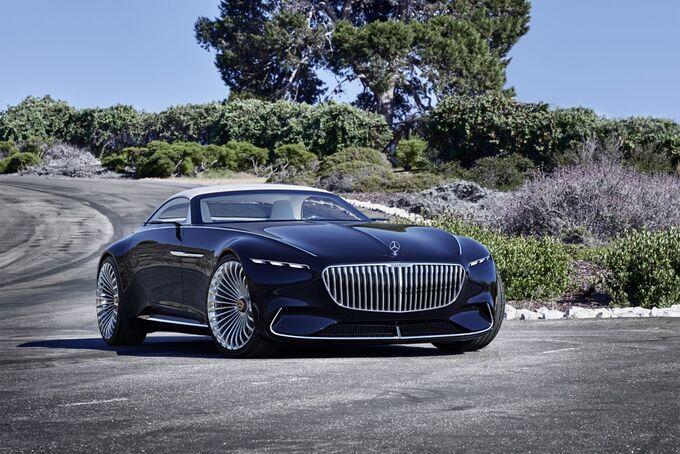 Mercedes Maybach Vision 6 2017