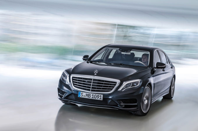 Mercedes S 500 Plug-in-Hybrid