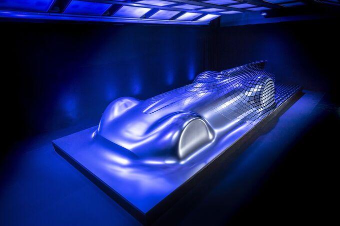 Mercedes Sportwagen-Studie