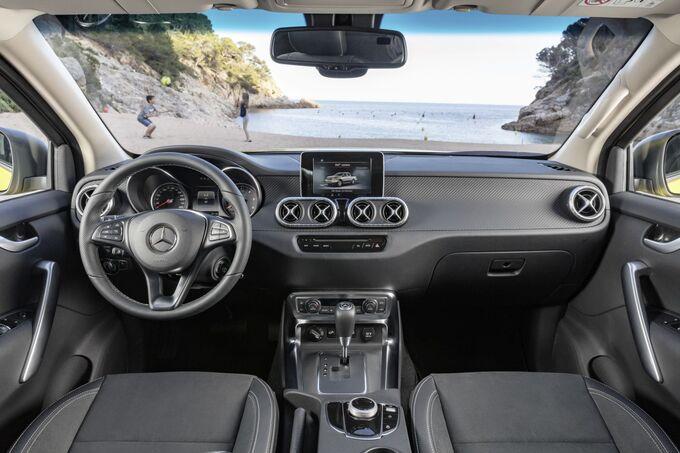Mercedes X-Klasse 2018