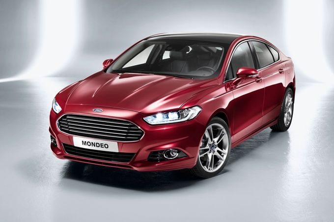 Neuer Ford Mondeo