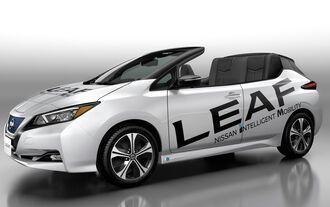 Nissan Leaf Cabrio 2018