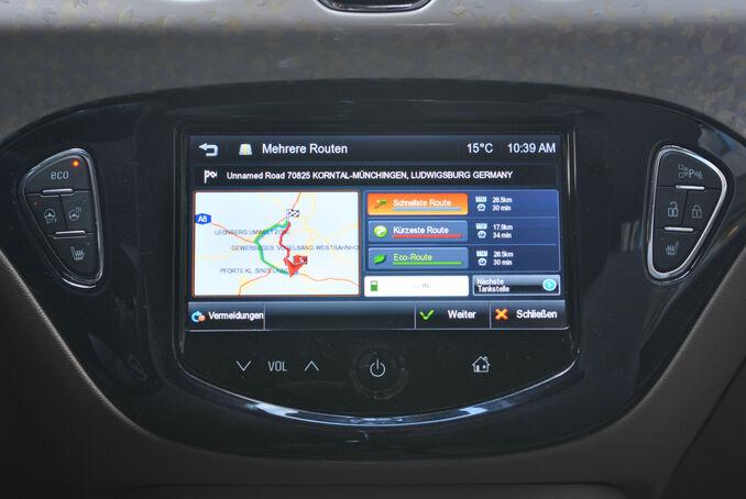 Opel Adam Intellilink