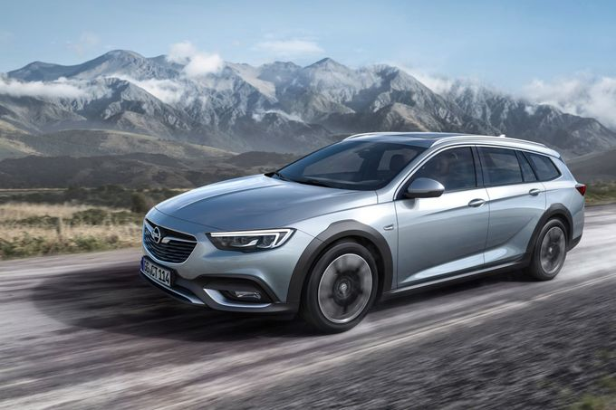 Opel Insignia Country Tourer IAA 2017