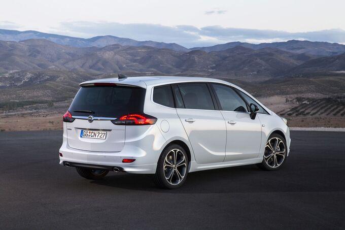 Opel Zafira 1.4 LPG 2016