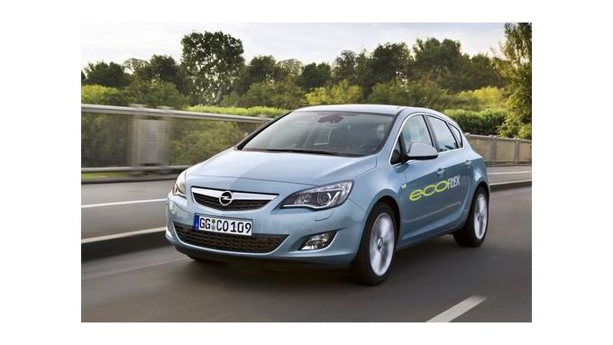 Opel bringt Ecoflex-Variante vom Astra