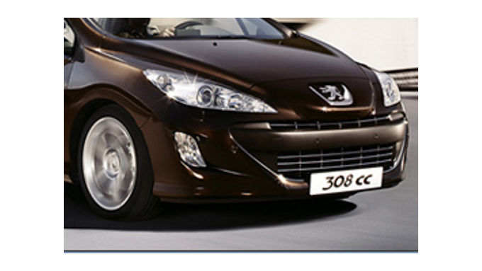Peugeot 308 CC reloaded