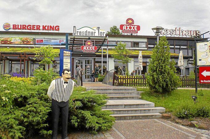 Raststätten und Autohöfe Deutschland