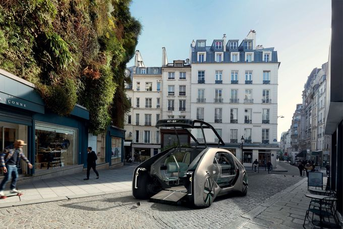 Renault EZ.GO (2018)