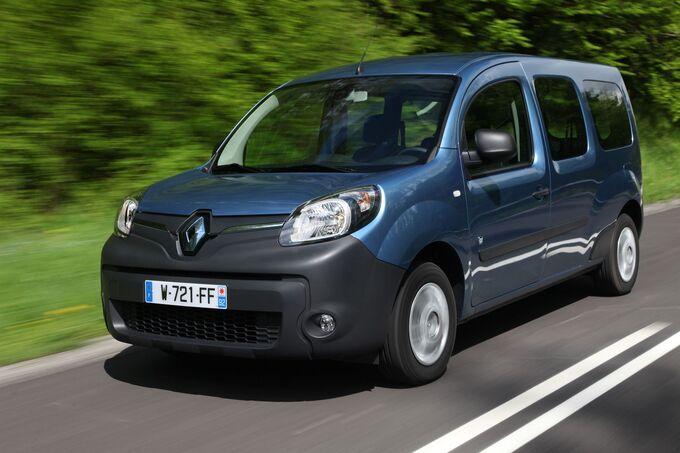 Renault Kangoo, Maxi Z.E. 33 2013