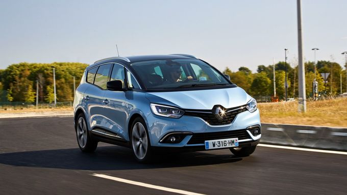 Renault Scénic dCi 110 Energy 2016