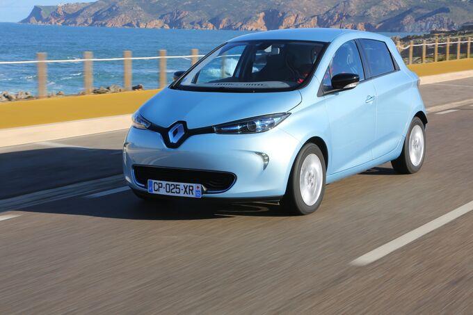 Renault ZOE Elektroauto, Kleinwagen, Elektroauto