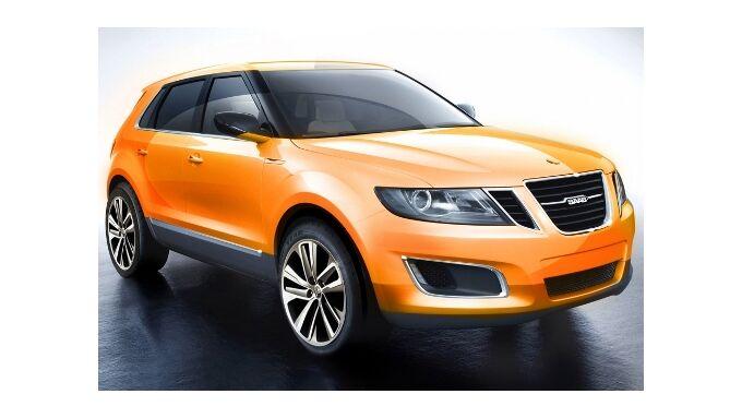Saab-SUV kommt im November
