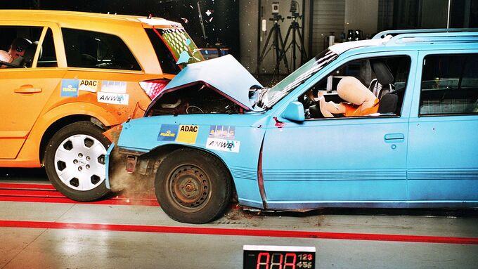 Sicherheit von Gasfahrzeugen