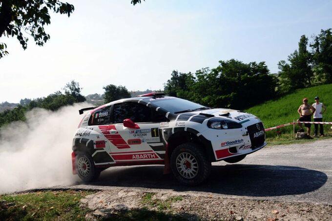 Später setzte die Abarth-Version des Punto die Rallye-Erfolge fort.