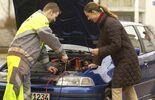 Starthilfe, Batterie überbrücken