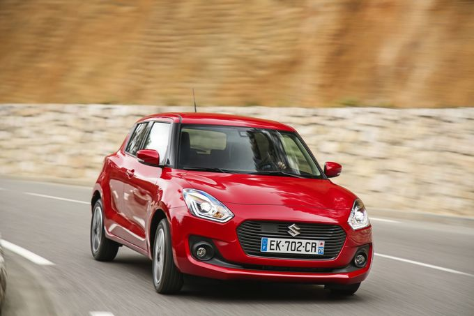 Suzuki Swift 1.0 Boosterjet SHVS